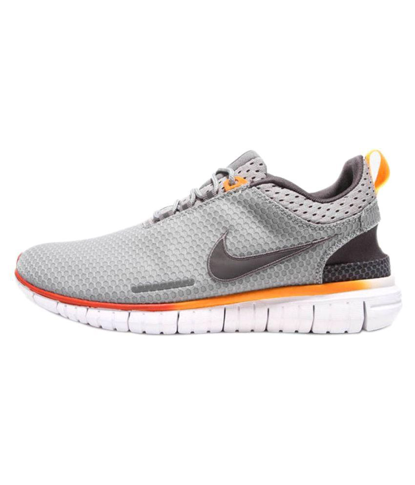 new arrival a4324 1133e ... Nike Free OG Breathe Gray Training Shoes ...
