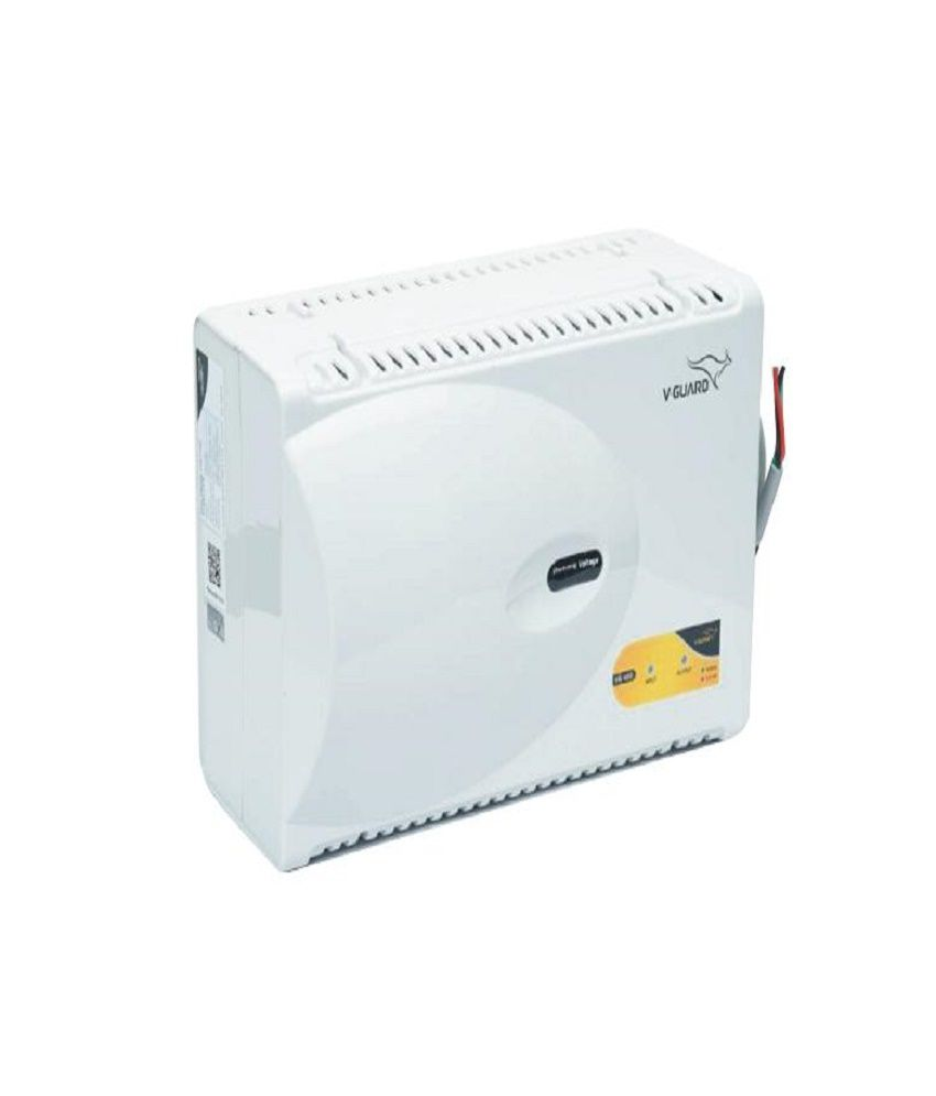 V Guard VG 400 Voltage Stabilizer for AC upto 1.5 ton .