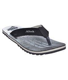 Altek Volv Gray Daily Slippers