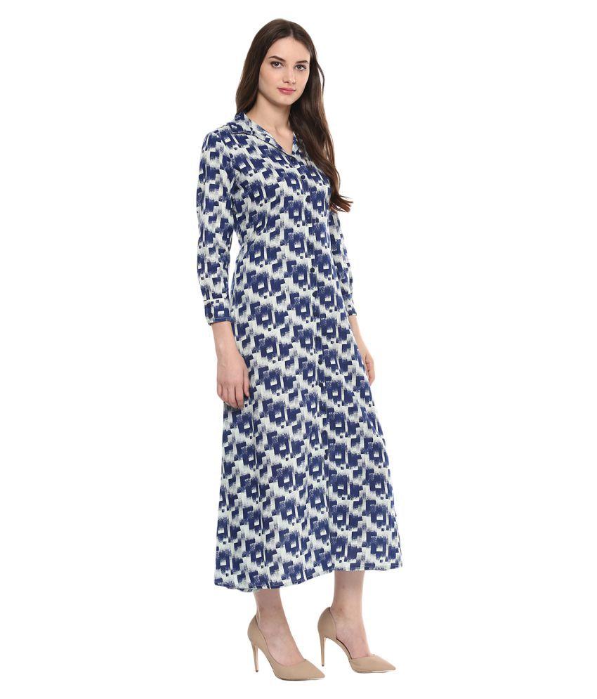 c3a8d7036 Jaipur Kurti Cotton Dresses - Buy Jaipur Kurti Cotton Dresses Online ...