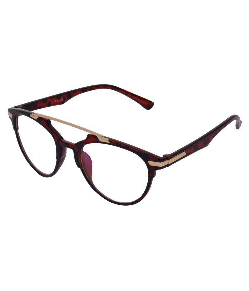 CRIBA Clear Panto Sunglasses ( 4785 )