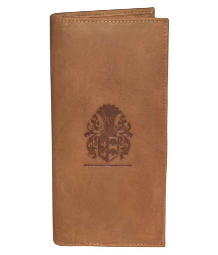 Style 98 Tan Wallet