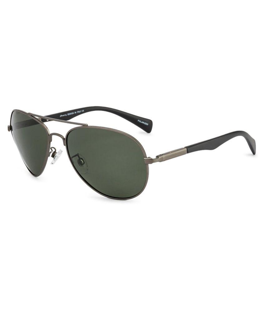 39966a8ac91e Velocity Green Aviator Sunglasses ( 89024 ) - Buy Velocity Green Aviator  Sunglasses ( 89024 ) Online at Low Price - Snapdeal