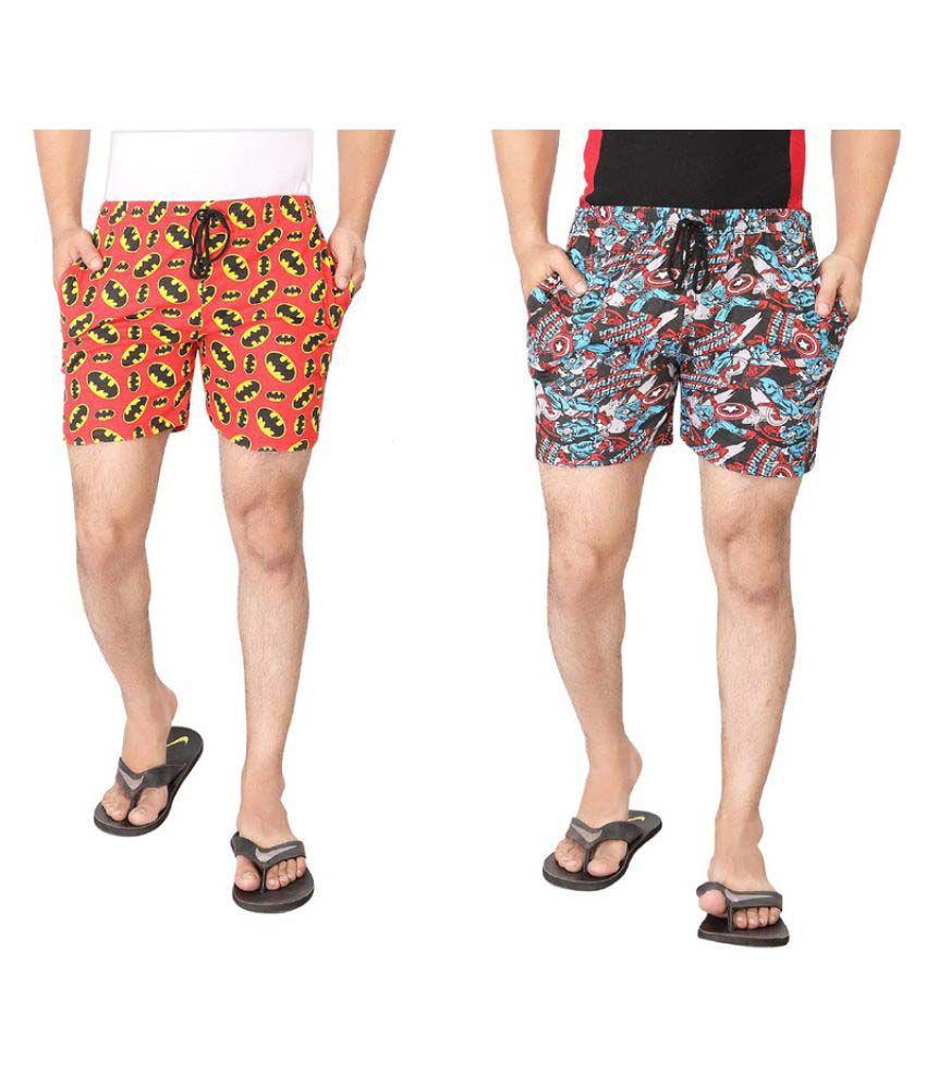 Bfly Multi Shorts