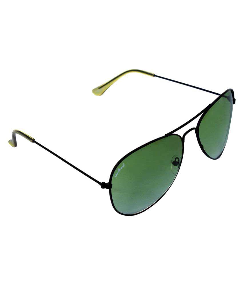 LandLord Green Aviator Sunglasses ( 58 )
