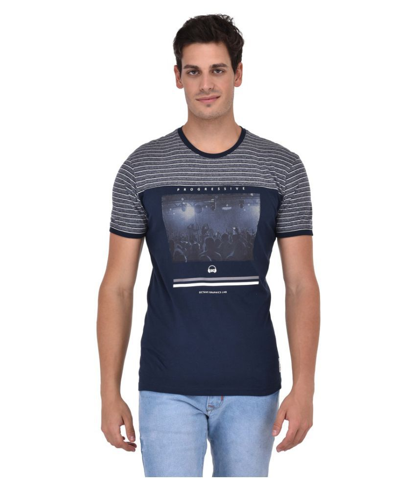 Octave Multi Round T-Shirt
