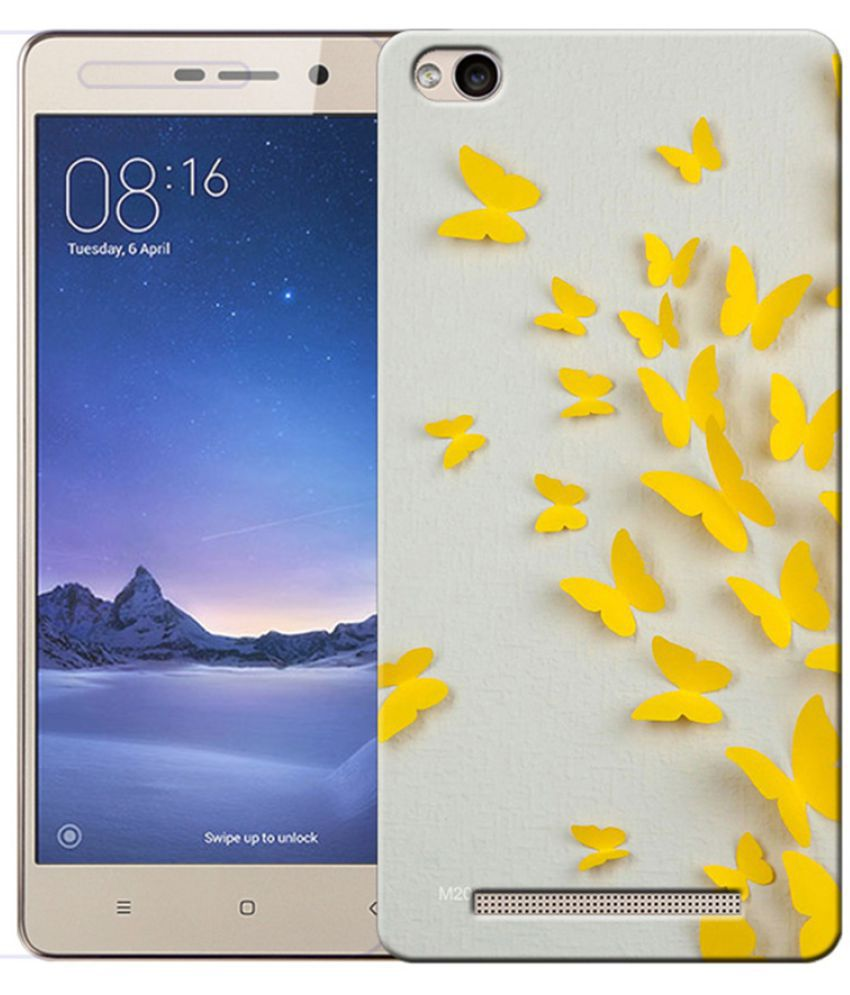 Xiaomi Redmi 4A Cover Combo by Indiashopers