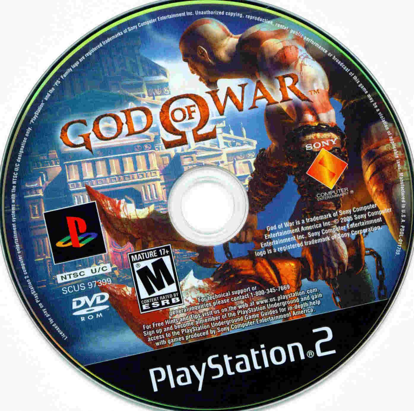 Buy God Of War 1 ( PS2 ) Online at Best Price in India - Snapdeal