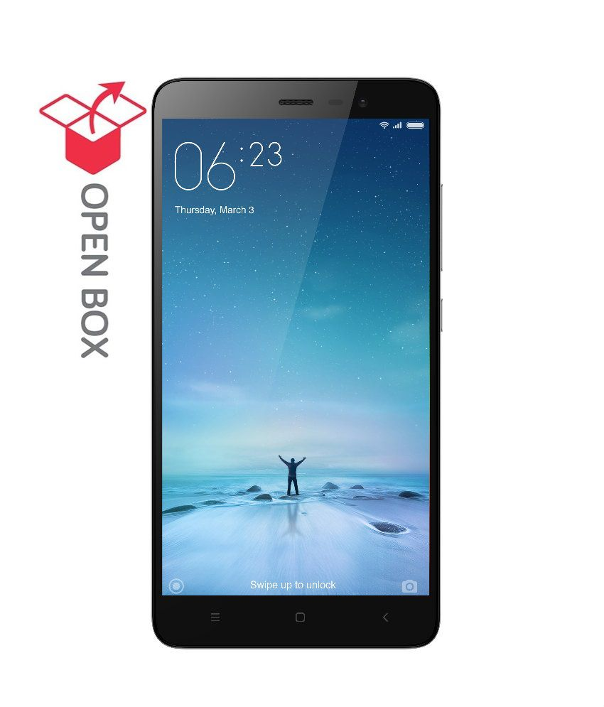 OPEN BOX Redmi Note 3 32GB Grey 3GB RAM (6 Months Brand Warranty)