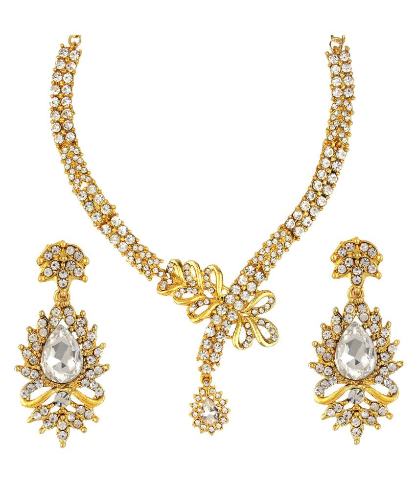 PENNY JEWELS NECKLACE SET