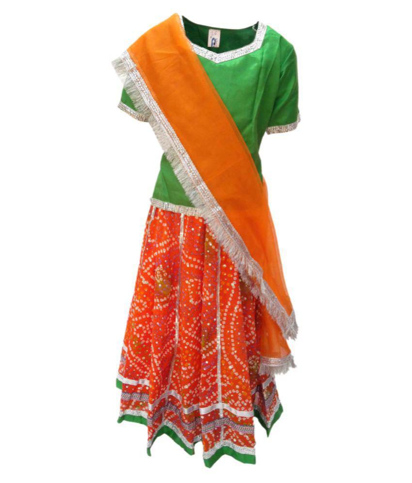 09cae676e Kaku fancy dresses Rajasthani Lehnga fancy dress for kids,Indian State  Traditional Wear Costume for ...
