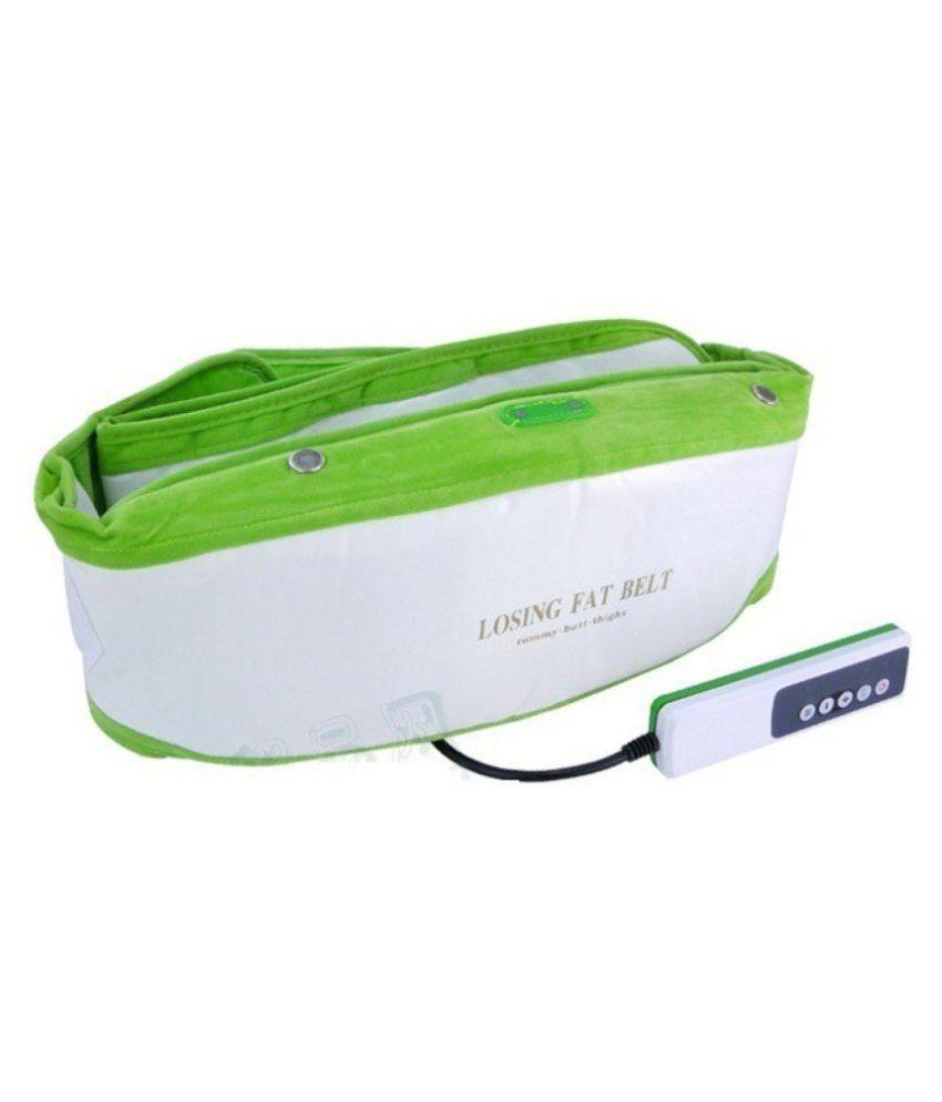 Medineeds Sweat Belt with Double Motor Massage Pro Slimming Premium Belt