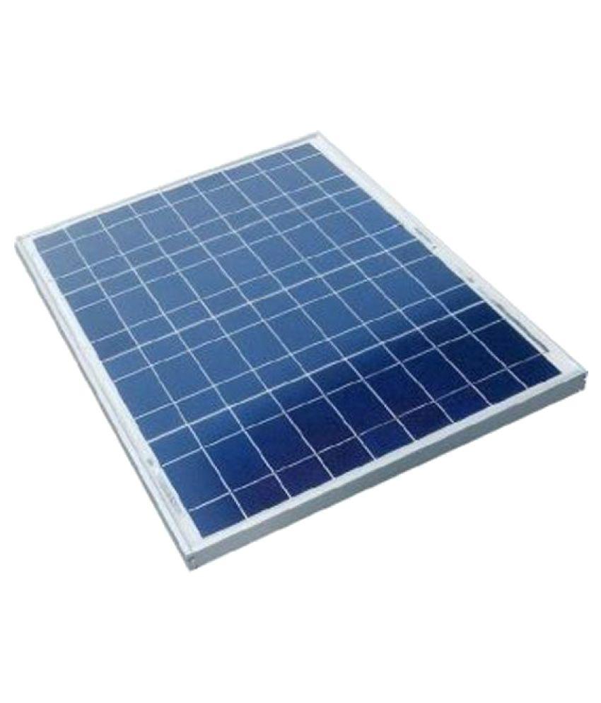 Sunvertor Na 50 Monocrystalline Solar Panel Price In India