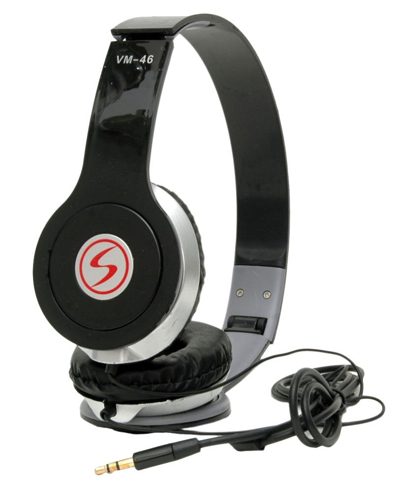 Signature vm46 Over Ear Wired Headphones Without Mic at  Snapdeal  ₹ 299