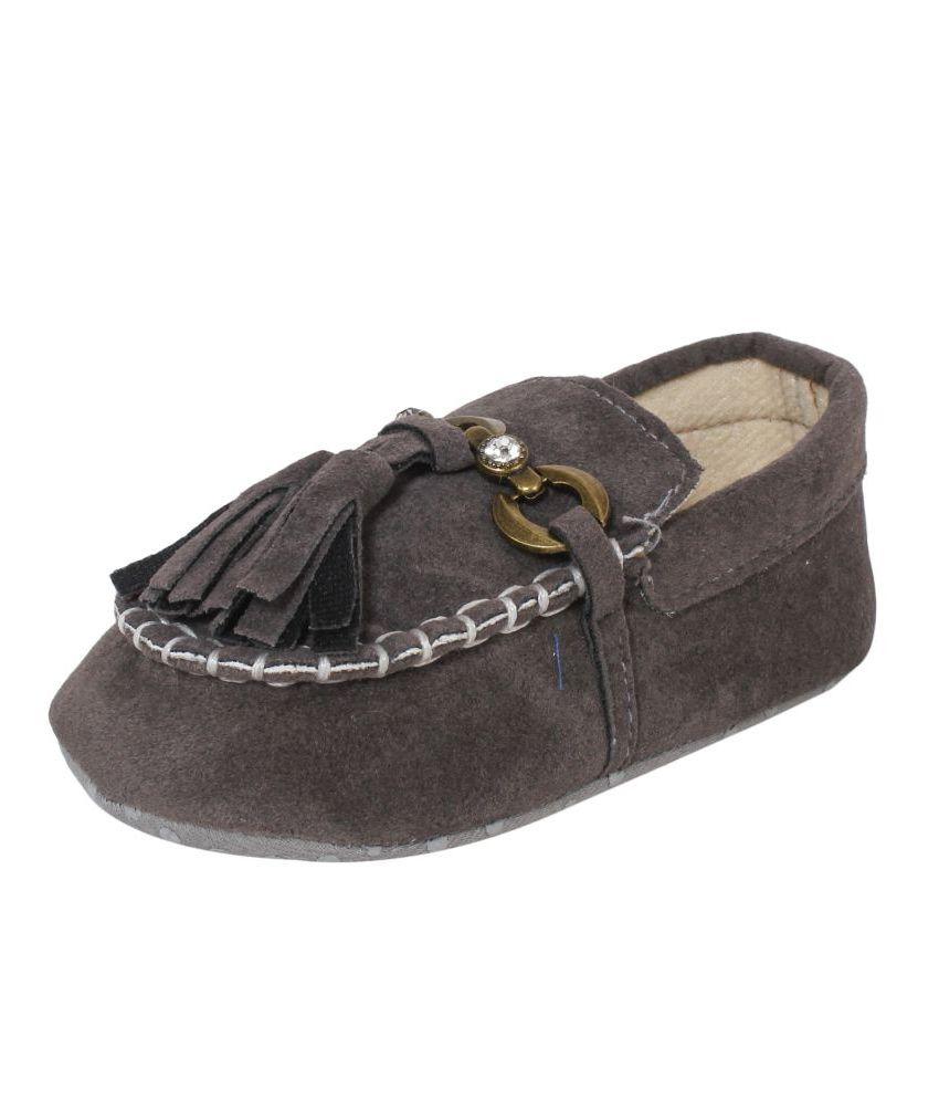 Abdc Kids Infant Boys Designer Loafers Length 12 Cm Age