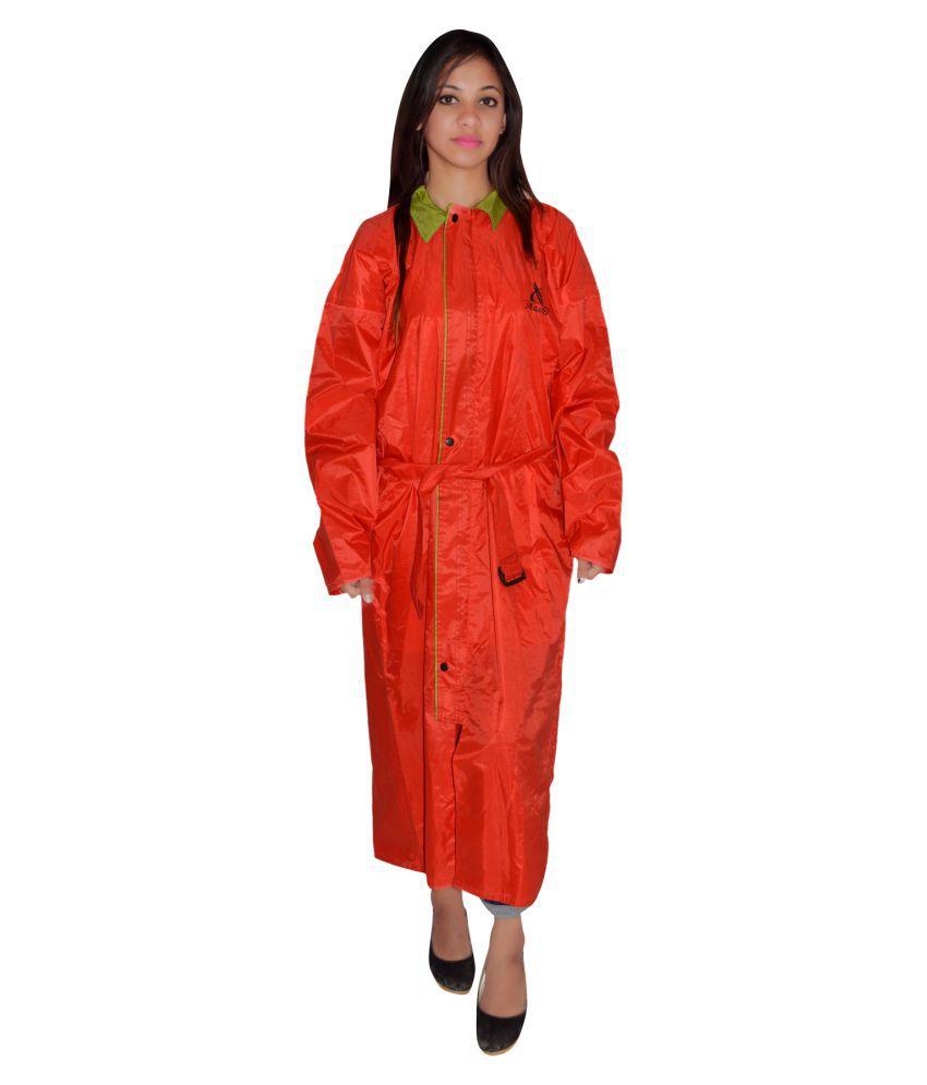 Aashi Waterproof Long Raincoat