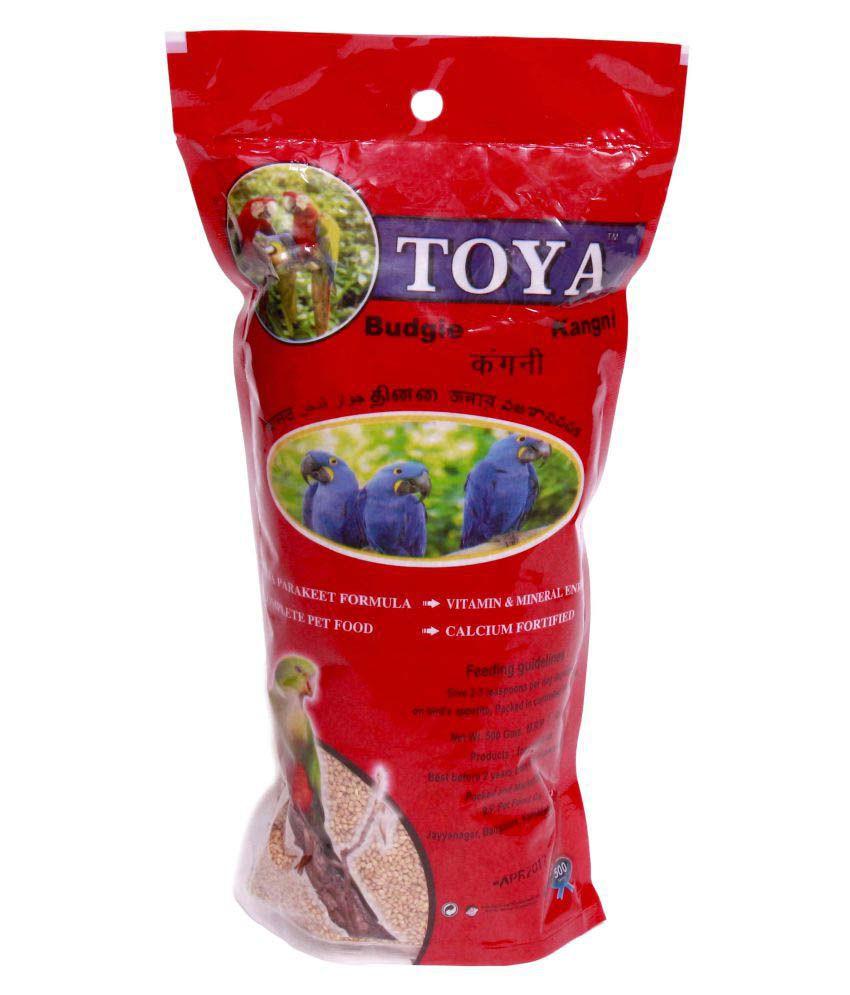 Fish aquarium rates in delhi - Toya Dry Food 500gms