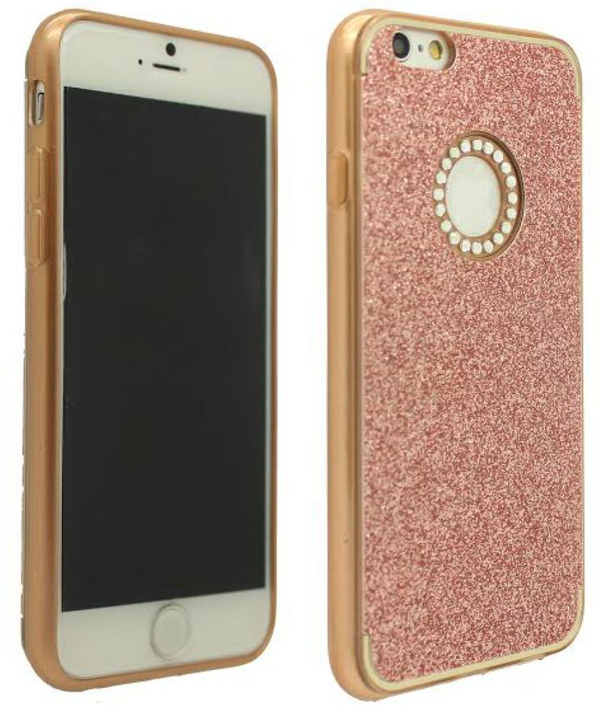 Apple iPhone SE Plain Cases Store At Ur Door - Rose Gold