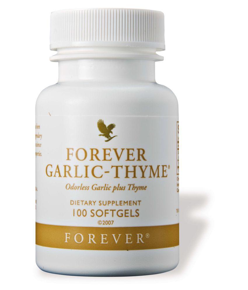 Forever garlic-thyme visszér