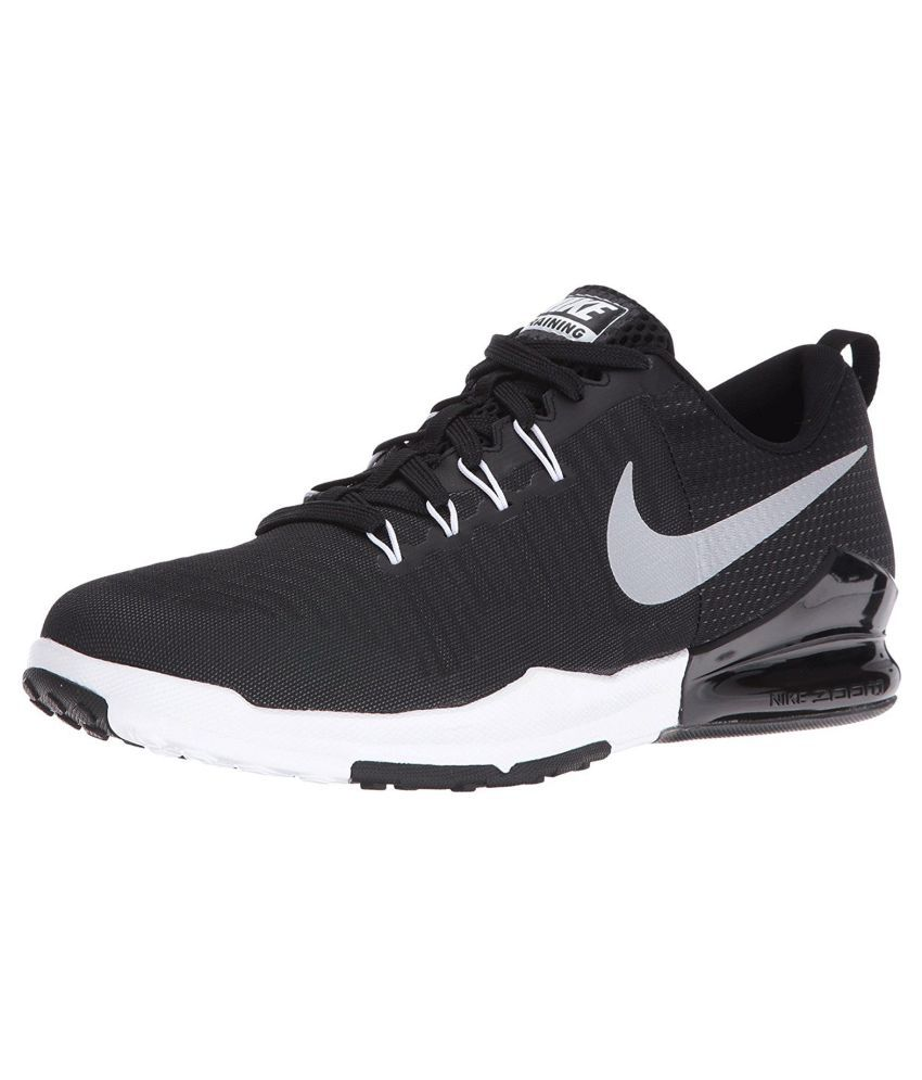 48c57825f181 Nike Zoom Train Action Black Training Shoes - Buy Nike Zoom Train Action Black  Training Shoes Online at Best Prices in India on Snapdeal