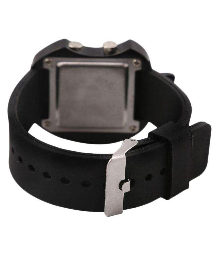 263077eeb45 AIVOR BLACK DIGITAL WATCH FOR MEN - Buy AIVOR BLACK DIGITAL WATCH ...