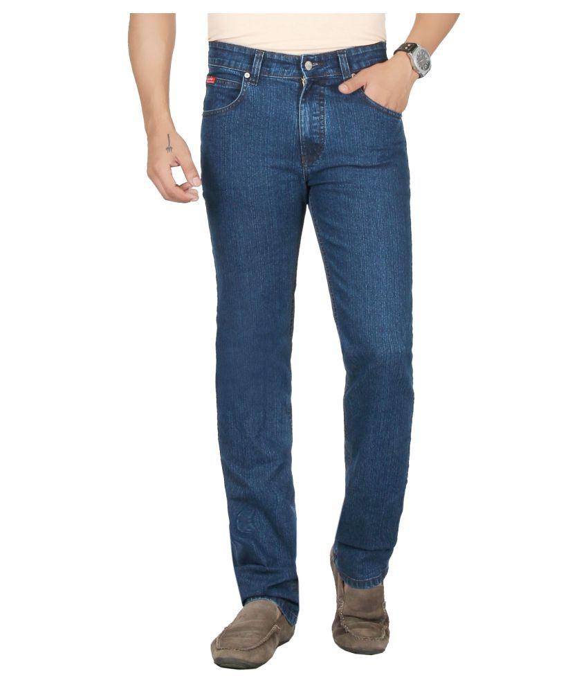 Dare Blue Regular Fit Jeans