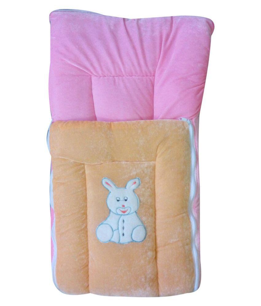 Welo Multi-Colour Cotton Sleeping Bags ( 34 cm × 20 cm)