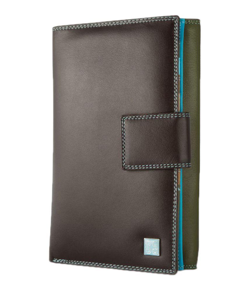 Dudubags Brown Wallet