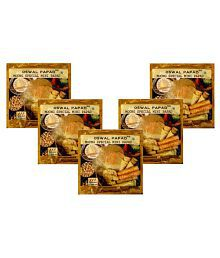 Oswal Papad Moong Special Mini Papad 200 Gm Pack Of 5