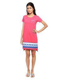Slumber Jill Cotton Night T-Shirt - 652129409642