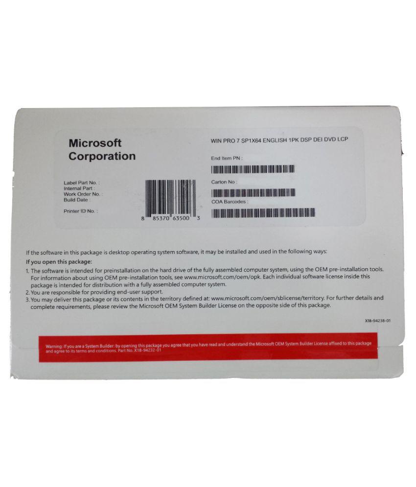 purchase windows 7 professional 64 bit online
