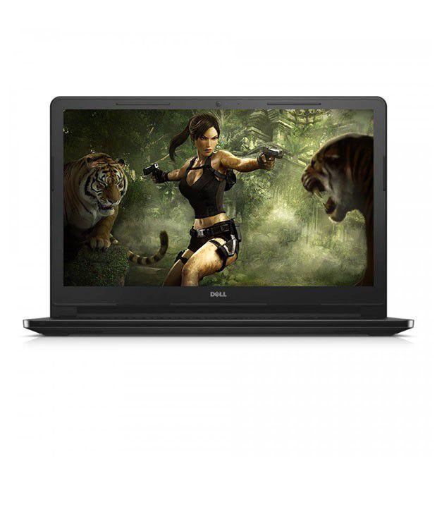 Dell Inspiron 3567 Notebook (7th Gen Intel Core i5- 4GB RAM- 1TB HDD- 39.62cm(15.6)- Ubuntu- 2GB Graphics) (Black)