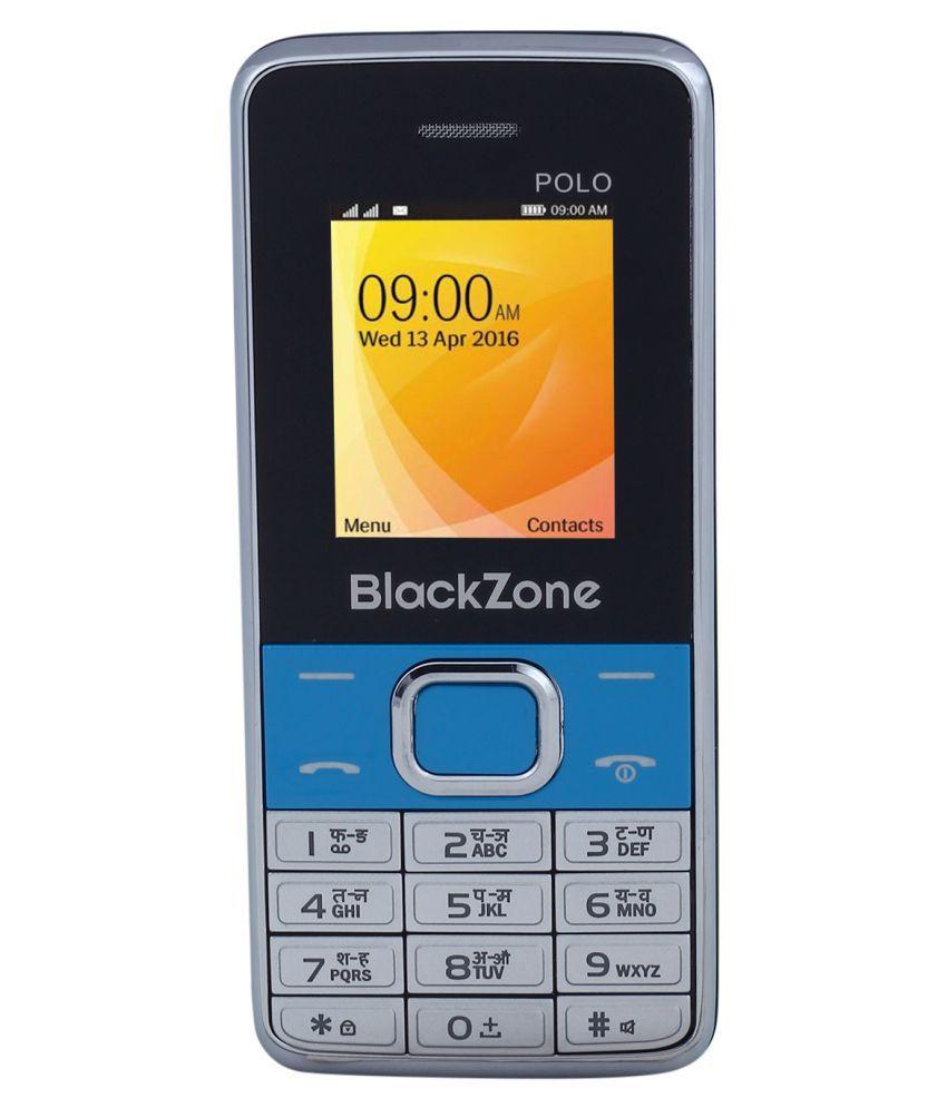 Black Zone Polo 35 MB