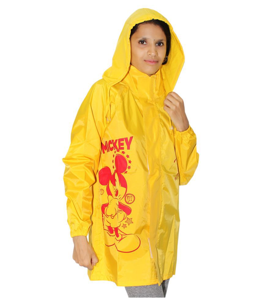 Goodluck Polyester Short Rainwear