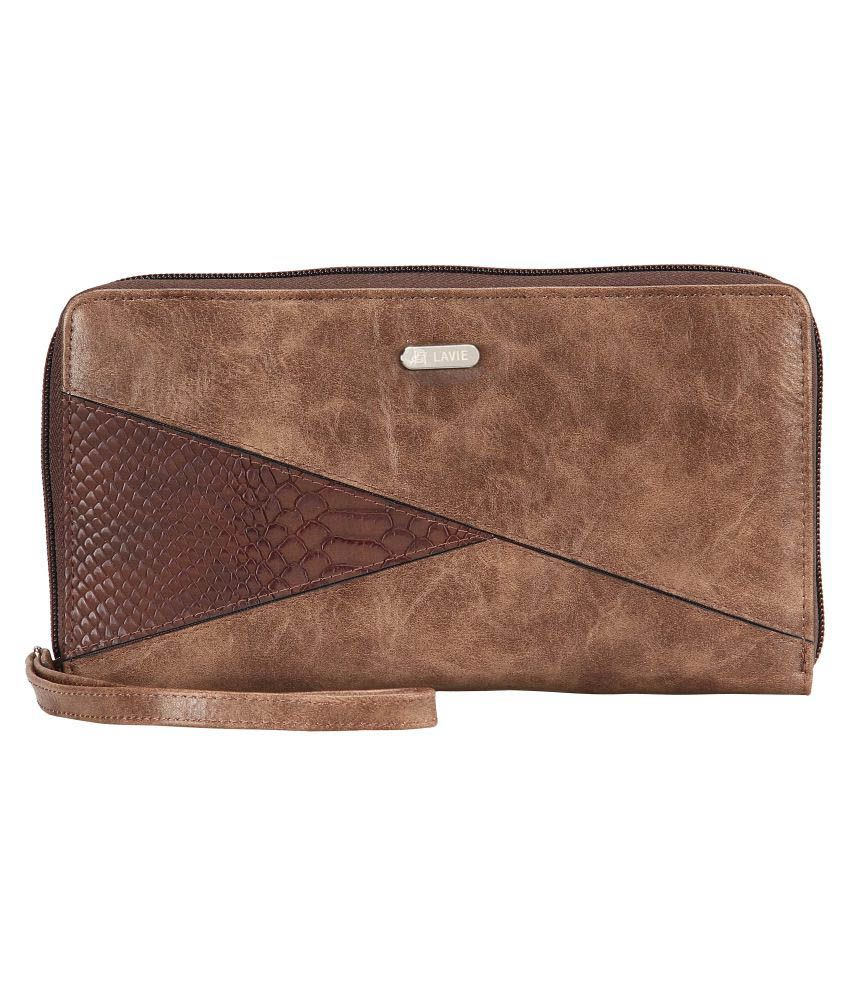 Lavie Brown Wallet