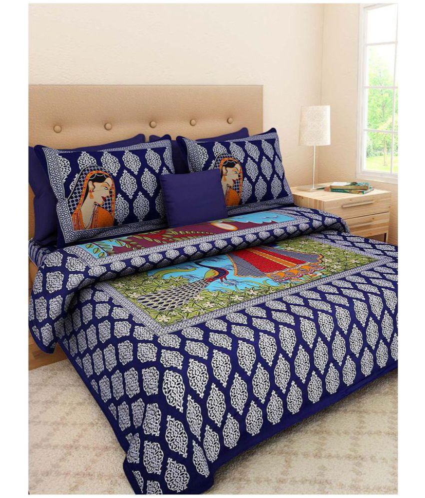 Winter Bed Sheets Online India