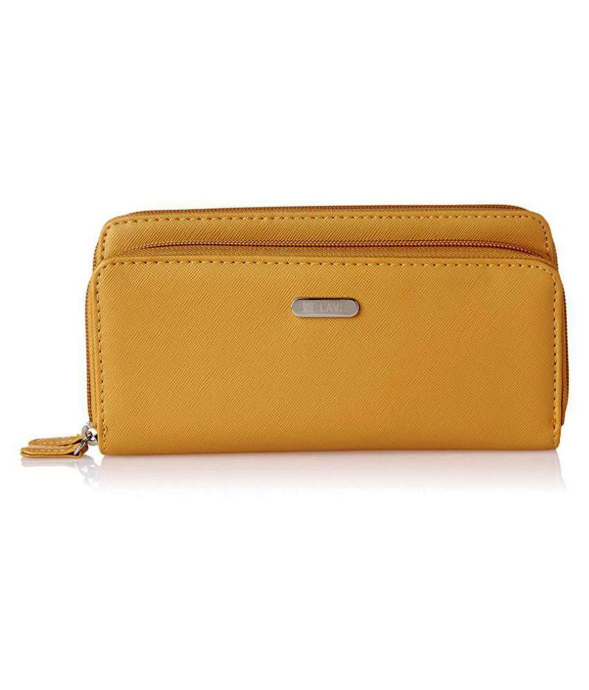 Lavie Gold Wallet