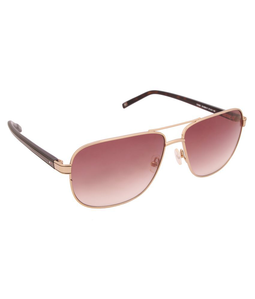 000b575731 Tommy Hilfiger Brown Rectangle Sunglasses ( TH 7863 GDM-11 C4 61 S ) - Buy  Tommy Hilfiger Brown Rectangle Sunglasses ( TH 7863 GDM-11 C4 61 S ) Online  at ...