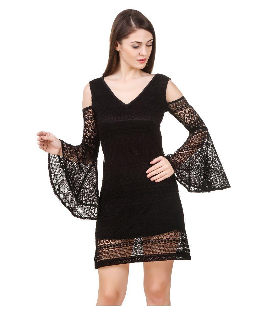 Texco Cotton Cut Out Dress