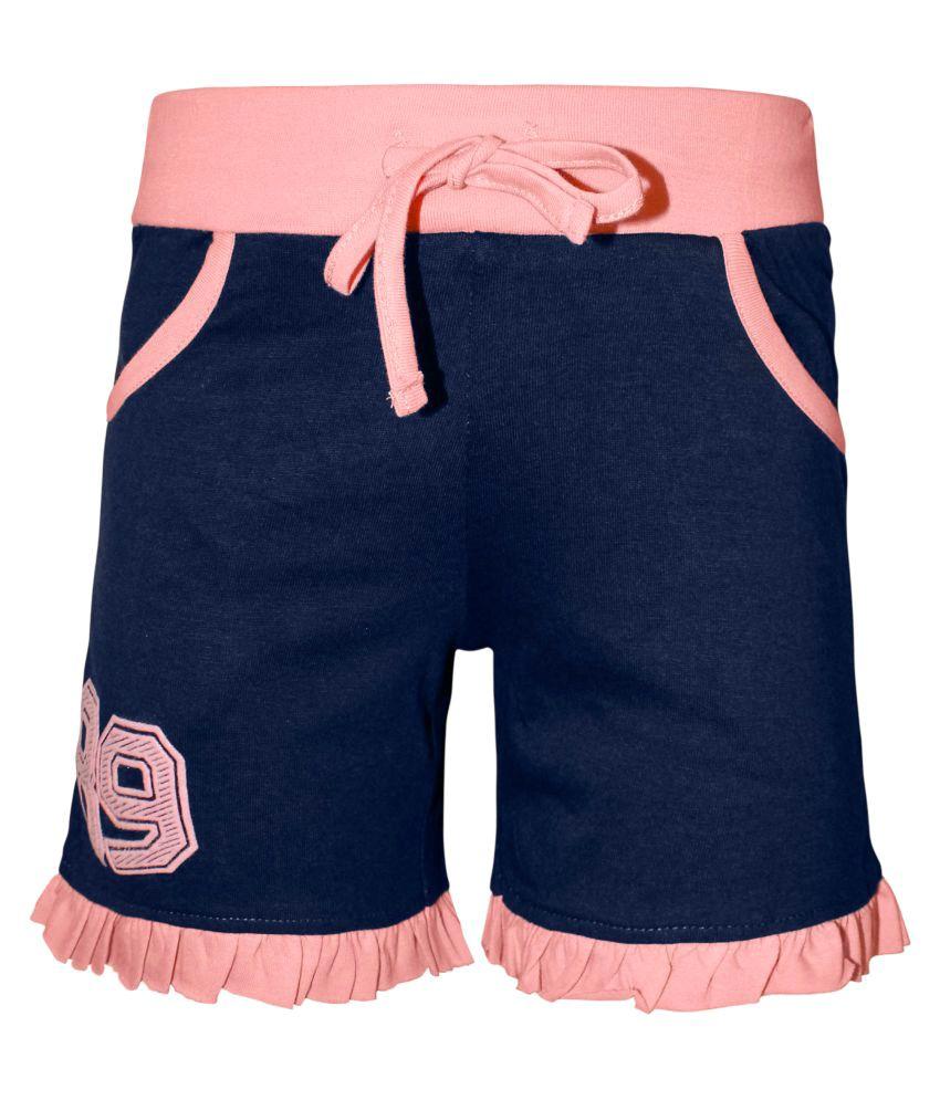 Kothari Girls Cotton Hot Pant
