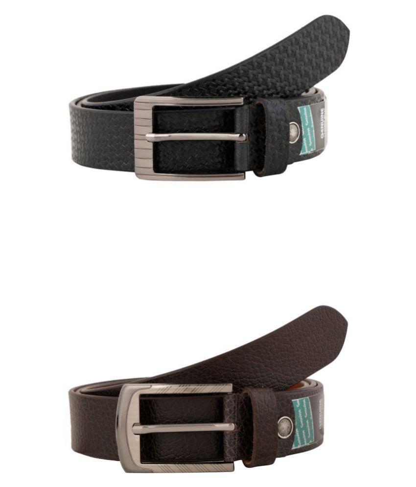 Sarah Multi Leather Casual Belts