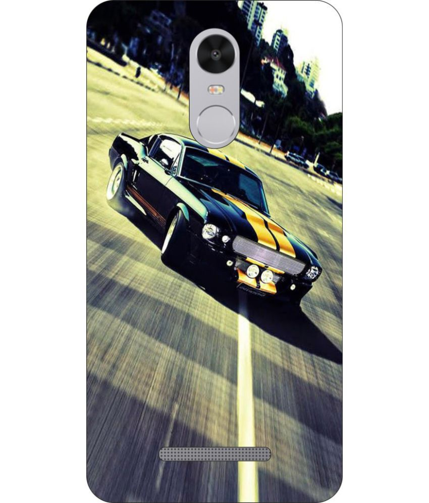 Xiaomi Redmi Note 3 Printed Cover By Go Hooked