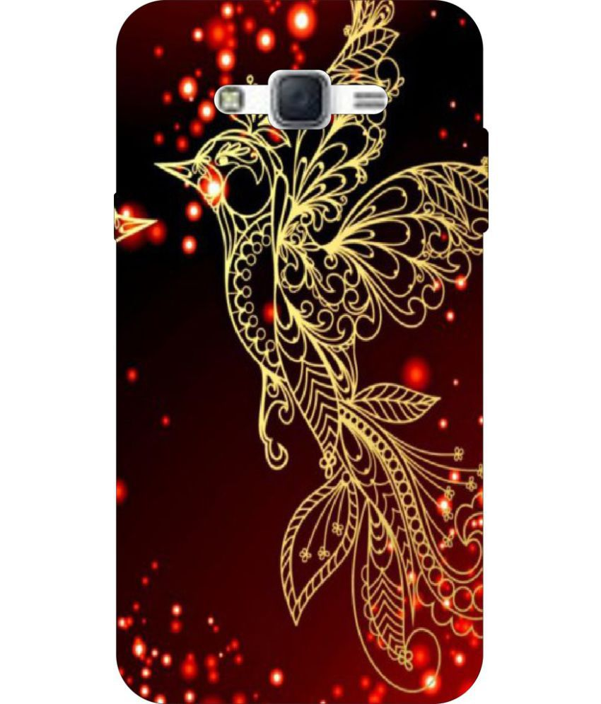 Samsung Galaxy J7 Printed Cover By Go Hooked