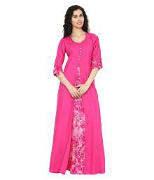 d91bb873293a9 Gowns : Buy Gowns Online at Best Prices in India on Snapdeal