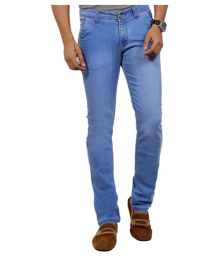 DFU Jeans Light Blue Slim Jeans