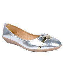 clearance footlocker pictures for sale for sale Prps Mobo Silver Ballerinas pSqwj