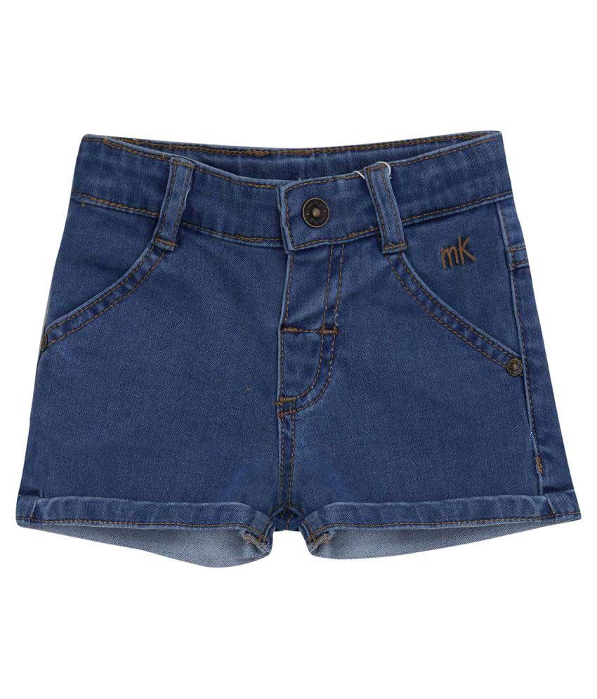 FS MiniKlub Girl's Short Length Bottoms-Lt Wash