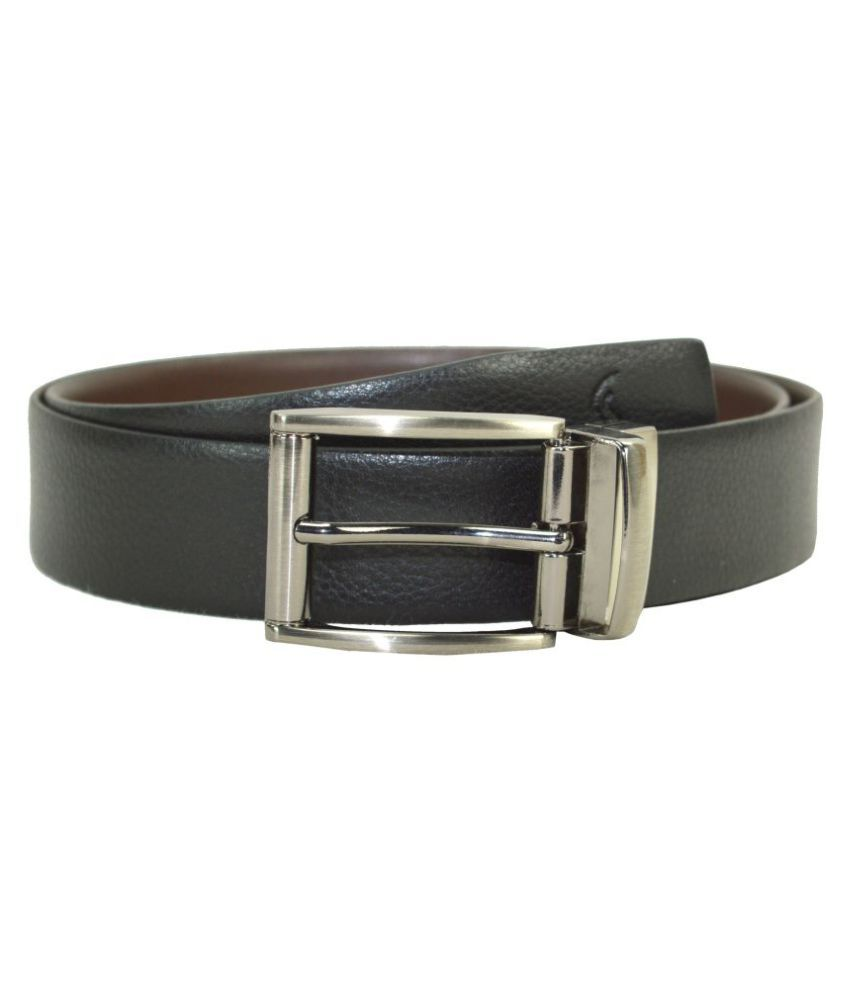 Sizzlers Brown Leather Casual Belts