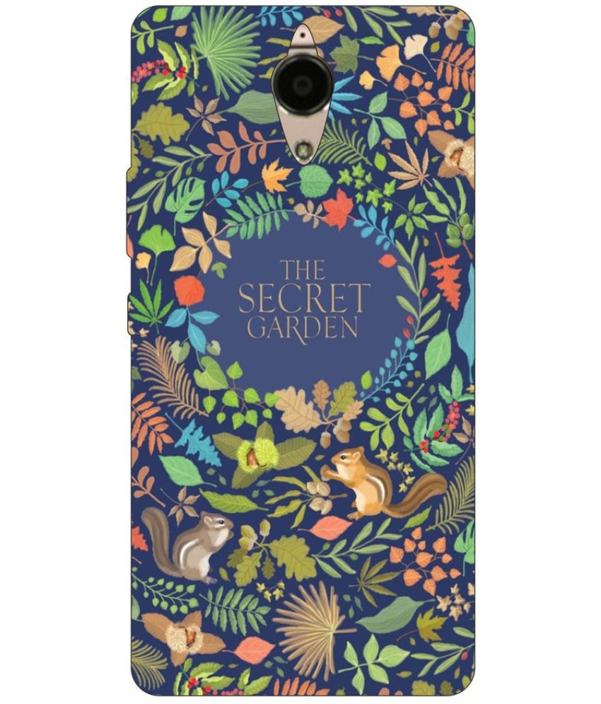 Eluga Ray Max Printed Cover By Go Hooked