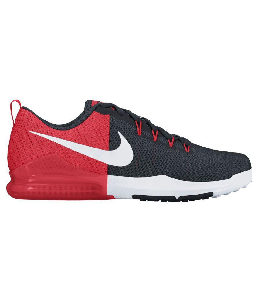853b717b451b Nike Zoom Train Action 3 Black Training Shoes - Buy Nike Zoom Train ...